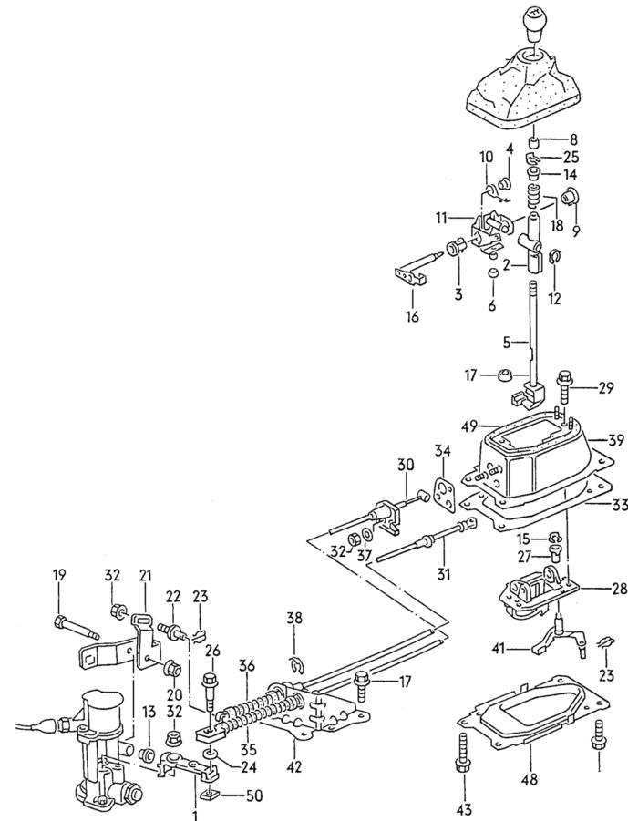 Schakelmechanisme-GTI-G60