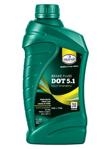 Eurol remvloeistof DOT 5.1 1L